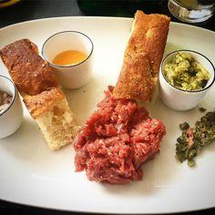 Jedna z lepszych rzeczy na świecie  pozdrawiam wszystkich wegetarian  #cooler #tatar #food #instafood