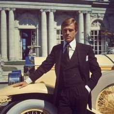 The Great Gatsby Mr. Redford was a fine Gatsby as well