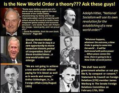 NWO=New World Order
