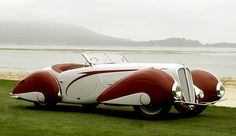 Delahaye : Classic Art Deco Car Absolutely LOVE this car.......