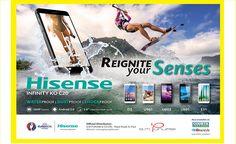 Hisense - Reignite your Senses