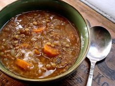 10 minute lentil soup for PRESSURE COOKER
