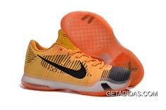 best service dee55 ecf0d Nike Zoom Kobe 10 X Yellow Orange Black Grey TopDeals, Price 87.46 -  Adidas Shoes,Adidas Nmd,Superstar,Originals