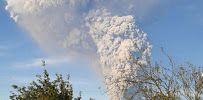 칠레 칼부코 화산 폭발1 - Google 지도 / 사진을 클릭하시면, 원본의 큰 사진 및  많은 사진도 볼 수 있습니다.