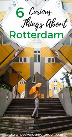 Rotterdam, The Netherlands | Europe | Curious things about Rotterdam | Strange Things About Rotterdam | Rotterdam from an expat point of view | Expat Rotterdam | Expat The Netherlands |