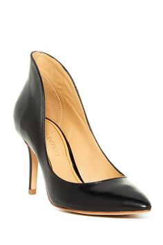 Capital Leather Pump by Enzo Angiolini on @nordstrom_rack