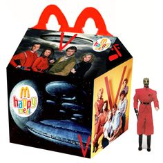 Nightmare on Elm Street Happy Meal | Horror | Pinterest | Circles ...