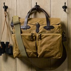 The 72 Hour Briefcase stores everything you need to survive the daily grind but it's also built for exploring.