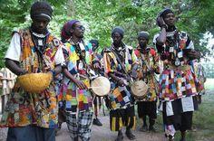 #BayeFall #Zikr #Zikroullah #Mouride #Mouridism #Sénégal