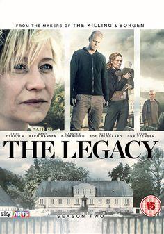 The Legacy-- season 2