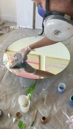 Epoxy Resin Art, Diy Resin Art, Diy Resin Crafts, Paper Crafts, Small Restaurant Design, 3 Piece Canvas Art, Diy Resin Projects, Resin Tutorial, Polymer Clay Jewelry
