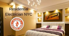Residential Electrician NYC Residential Electricians maybe the most crucial technician you employ. The construction of your home can b. Residential Electrical, Electrical Wiring, Energy Saving Tips, Local Contractors, Group, Furniture, Home Decor, Decoration Home, Room Decor