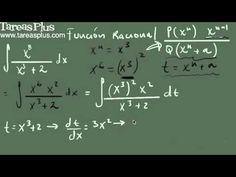 Integral de una función racional especial caso 1
