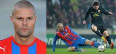 Hallaron ahorcado a un futbolista eslovaco en el sótano de su casa El ex jugador eslovaco del Victoria Pilsen #DavidBystron se suicidó en su casa de Suiza, informó el club en su página web