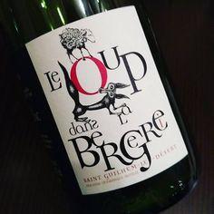@domainedelhortus Le Loup Dans La Bergerie // #picstloup #languedoc #wine #winestagram #wineporn #winetasting #vin