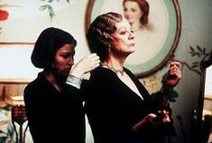 Maggie Smith and Kelly Macdonald in Gosford Park Maggie Smith, British Actresses, Actors & Actresses, Mrs Wilson, Downton Abbey Movie, Kelly Macdonald, Michael Palin, Sister Act, Cinema Theatre