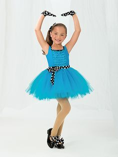 Tap Your Troubles Away | Revolution Dancewear 2015 Costume Collection