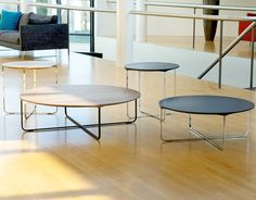 "flint 110 coffee table / Size: 43.4""Dia x 11.8""H / Cost: $2,086 / Availability: 12-16 wks"