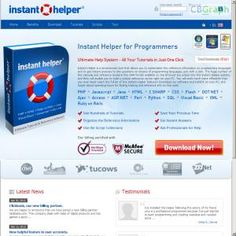 Instant Helper Is A Revolutionary Tool That Allows You To Systematize The Reference Information On Programming Languages And To Get Instant Answers To Any Questions On Dozens Of Programming Languages, Just With A Click. See more! : http://get-now.natantoday.com/lp.php?target=inhelper