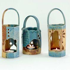 Keramik Luchtmann - Handmade ceramics from Lower Saxony - Ceramic Lantern, Ceramic Light, Ceramic Pottery, Ceramic Art, Lower Saxony, Hobbies To Try, My Art Studio, Pottery Classes, Ceramic Studio