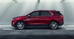 Novo Chevrolet Equinox estreia com pretensões globais e motores turbo