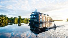 Aqua Expeditions will charm you with Two Peruvian Cruise Vessels
