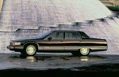 1993–94 Cadillac Fleetwood Brougham