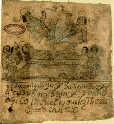 Códice Techialoyan | Tepotzotlán, Tzontecomatl, Códice nahua colonial 1685-1703, México