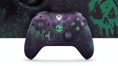 Microsoft Announces Sea of Thieves Glow-in-the-Dark Controller: The glow-in-the-dark Sea of Thieves controller also sports a single golden…