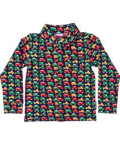 Baba Babywear stoer retro hemd met speelgoedauto's. baba-babywear.nl.emilea.be