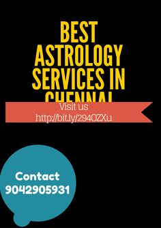 ‪#‎Astrology‬ Solution from the ‪#‎famous‬ ‪#‎astrologers‬ Contact us:9042905931 http://bit.ly/294OZXu