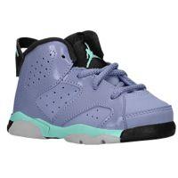 53c3fa482e Jordan Retro 7 - Girls' Toddler - Grey / White | Baby M | Sneakers ...