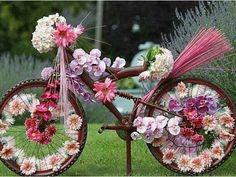 Bicicleta anunciando a primavera!!! l www.hunt4deal.com