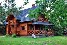 Home Fashion, Cabin, House Styles, Home Decor, Decoration Home, Room Decor, Cabins, Cottage, Home Interior Design