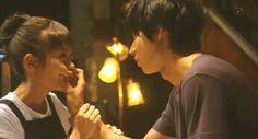 """Mirei Kiritani x Kento Yamazaki, ep1, J drama """"Sukina hito ga iru koto"""", from Jul/11/2016"""