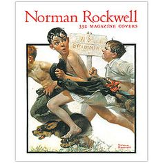 Norman Rockwell portrayed the heart of America with a familiarity we could all sense, yet only he could express. He is most famous for his cover illustrations for The Saturday Evening Post, painted between 1916 and 1963. $69.97
