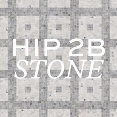 Inspired by our Jazz Glass pattern, Hip Stone beautifully showcases a classic mosaic pattern of tonal bands in alternating colors. Hip Stone is stocked in two tones, Black & Blue and Grey.
