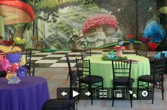 Rileys Children's Hospital Prom Night - Alice in Wonderland