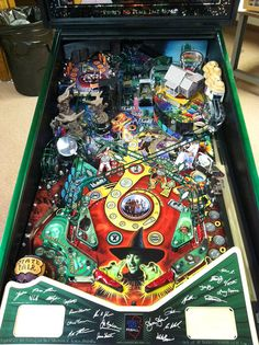 gioco pinball da