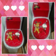 Juego de baño navideño Lunch Box, Bento Box