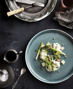 A food shoot by Hart & Co photographer Sharyn Cairns via thedesignfiles.net