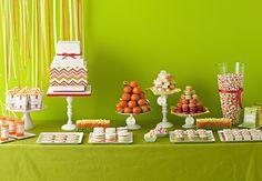 Cómo montar una mesa dulce en 8 pasos