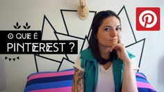 O que é Pinterest? | by Aline Albino #pinterest #youtube #youtubechannel #byalinealbino