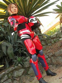Power Rangers Cosplay, Live Action Film, Cos Play, Marvel Girls, Retro Futuristic, Fantasy Armor, Mascot Costumes, Anime Cosplay, Pixar