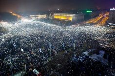 Andrew V. Pestano Feb. 7 (UPI) -- Protesters in Romania have been demonstrating for nearly week and are now calling for the resignation of…