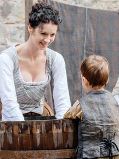 Claire & Wee Jamie