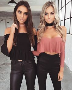 Black or Blush?  We LOVE the new arrivals that landed today!  Black $49.95 Blush $59.95  SHOP LINK IN BIO