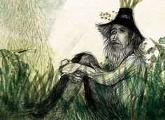 Publicado en 1819, Rip van Winklees considerado el primer cuento de la literatura norteamericana. Noemí Villamuza ilustra el relato deWashington Irving en Nórdica Libros.
