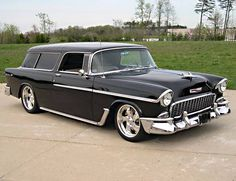 1955 Chevy Nomad...