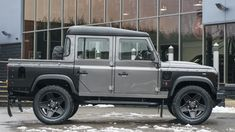 Land Rover Defender XS 110 Double Cab Pick Up Chelsea Wide Track Aarggghh
